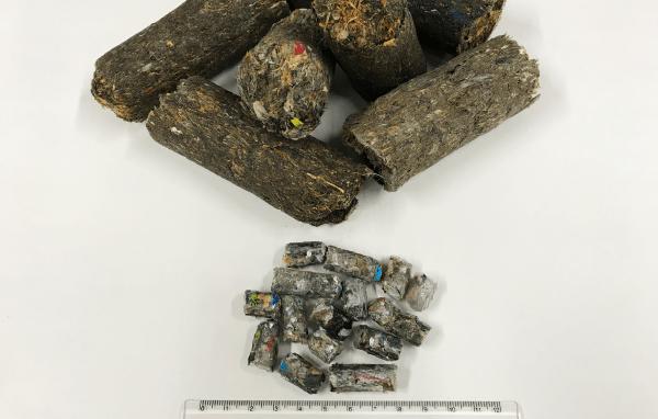 プラスチック資源リサイクル